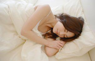 白髪予防には正しい睡眠を